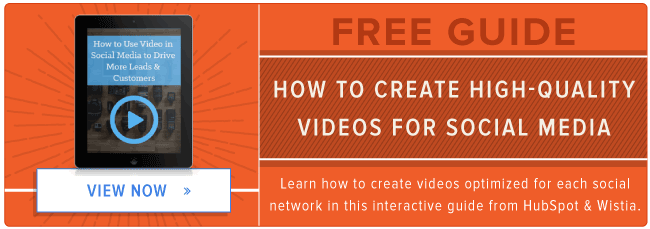free guide to using video in social media