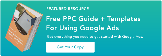 free guide to using Google AdWords