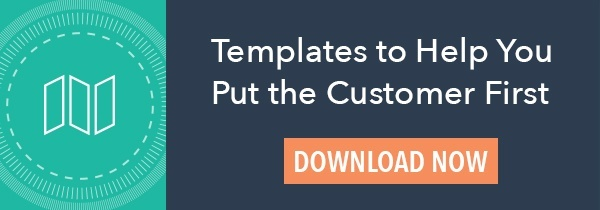 Customer First Templates