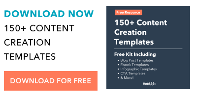 Free Download Content Creation Templates