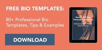 Professional Bio Templates