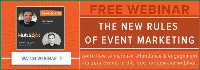 free event marketing webinar