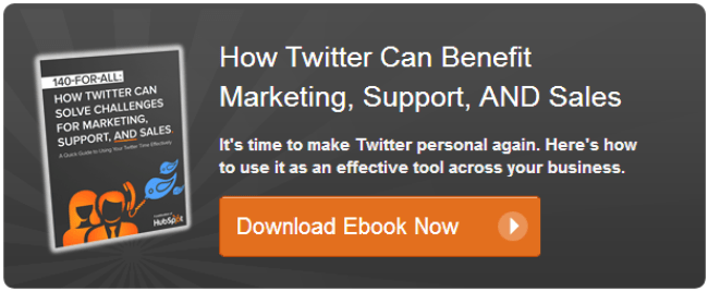 twitter for business ebook