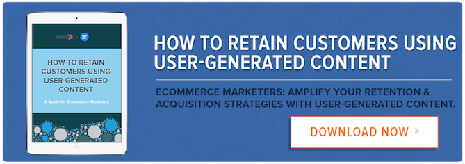 Amplify your retention and acquisition strategies with the power of user-generated content.
