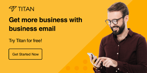 Get More Business With Business Email