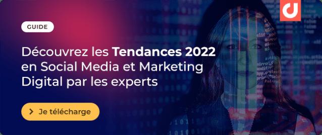 Téléchargez le livre blanc : Tendances 2018 Social Media et Marketing Digital