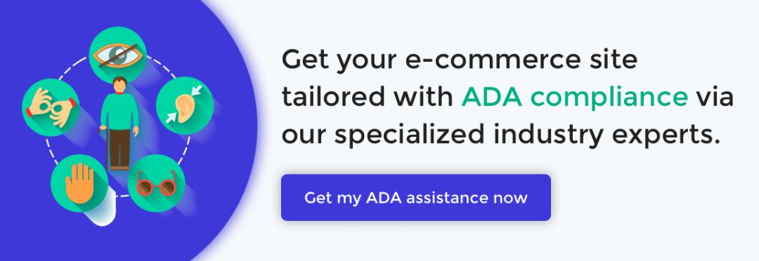 ADA Compliance Services