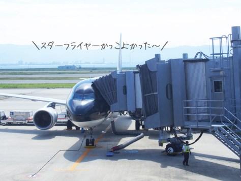東京 関西空港 スターフライヤー