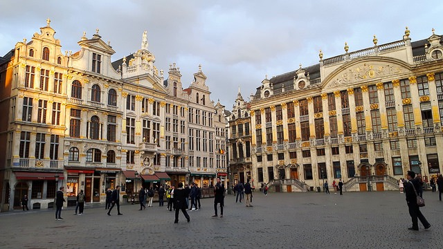 Grand Place - Bruxelles - No Mad Land