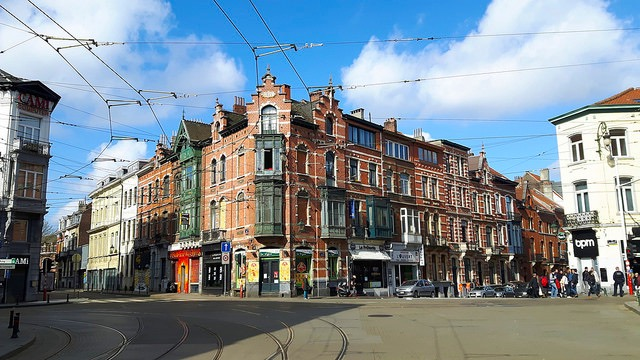 Architecture - Bruxelles - No Mad Land