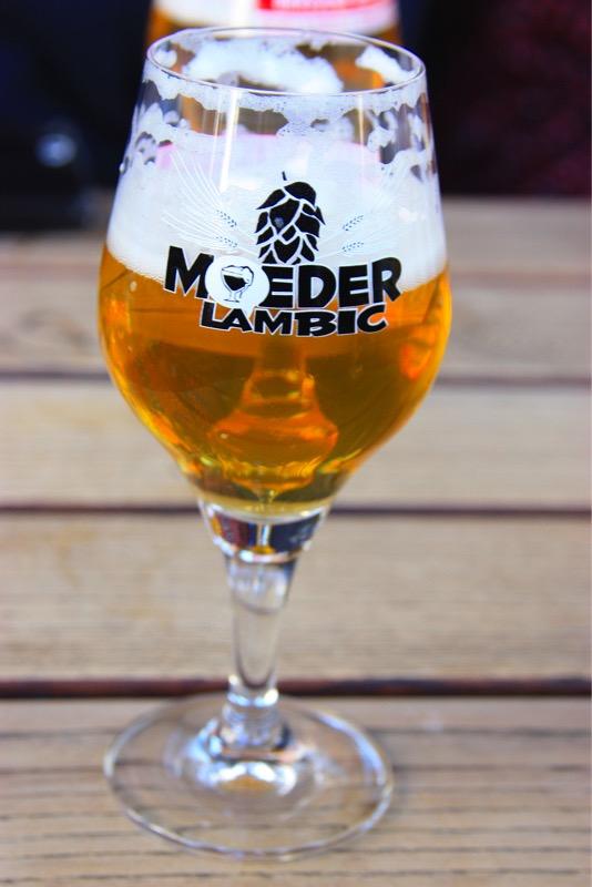 Moeder Lambic Blonde - Bruxelles - No Mad Land