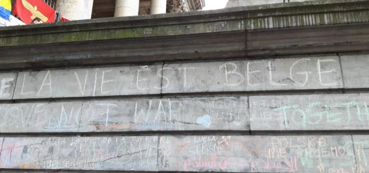 La Vie est Belge - Pourquoi j'aime Bruxelles - No Mad Land