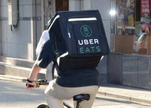 【Uber Eats】配達員になると6万円キャッシュバック!