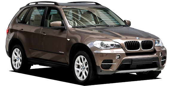 The new BMW X5 xDrive35i ? On Location Miami (04/2010)