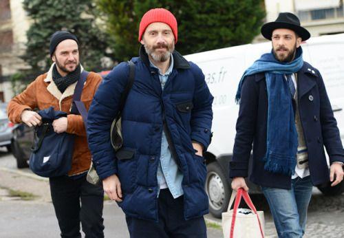 40代メンズに送るシンプルな冬ファッションコーデ!