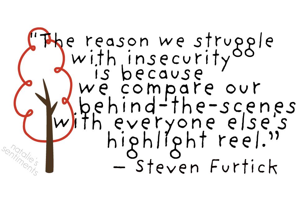 the reason we struggle