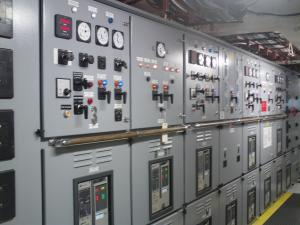 engineering room control panel