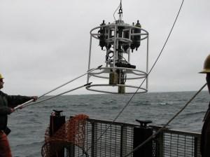 CTD Berring Sea 08-24-11