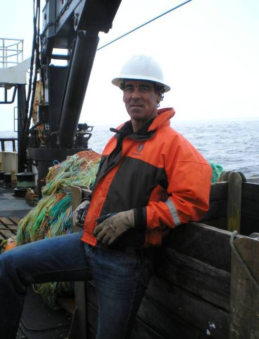 """Francis Loziere, Able Seaman, B.S. Chemistry/Engineering   """"Studying science can help foster original thinking.  We need original thinking to save the planet."""""""