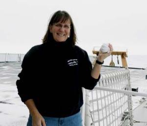 Arctic snowball