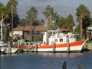 UT Marine Science Research Vessel, The Katy