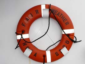 The ring buoy