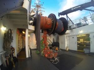 Trawling Nets on the Oscar Dyson