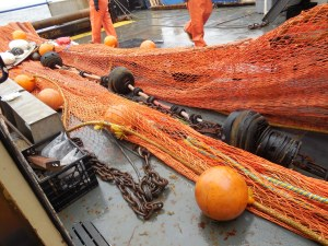 Poly Nor'Eastern Bottom Trawling Net