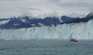 The Columbia Glacier
