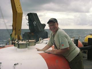 More buoy maintenance