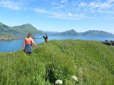 Dana Clark, Cape Kaguyak, Alaska