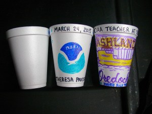 Cup Decorations