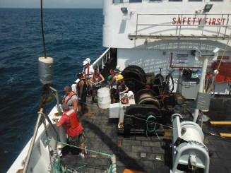 Day shift operating like clockwork Photo Credit: Ian Davenport