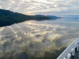 View from NOAA Ship Fairweather