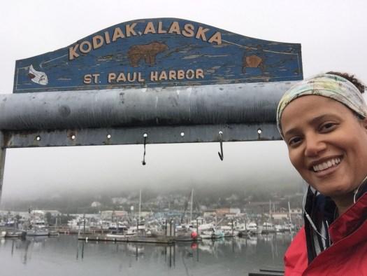 Me Back in Kodiak