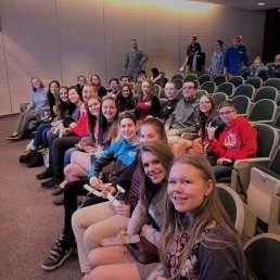 Greenon students