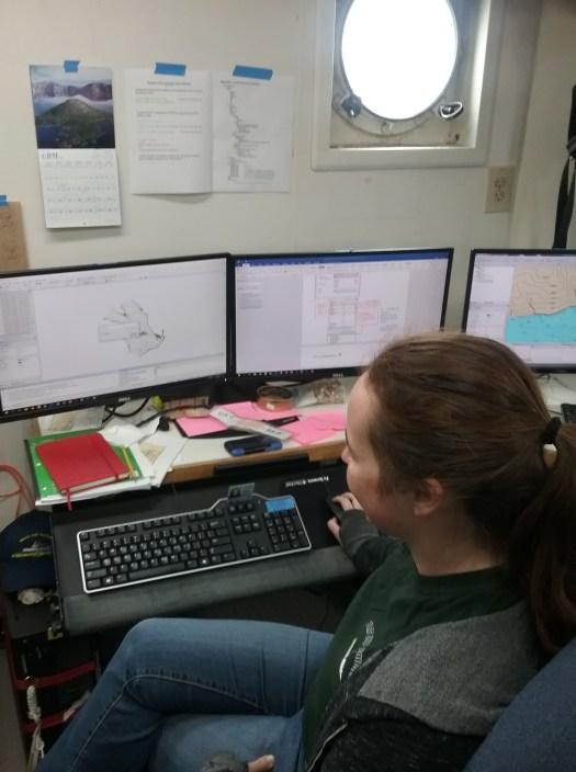 Amanda processing data