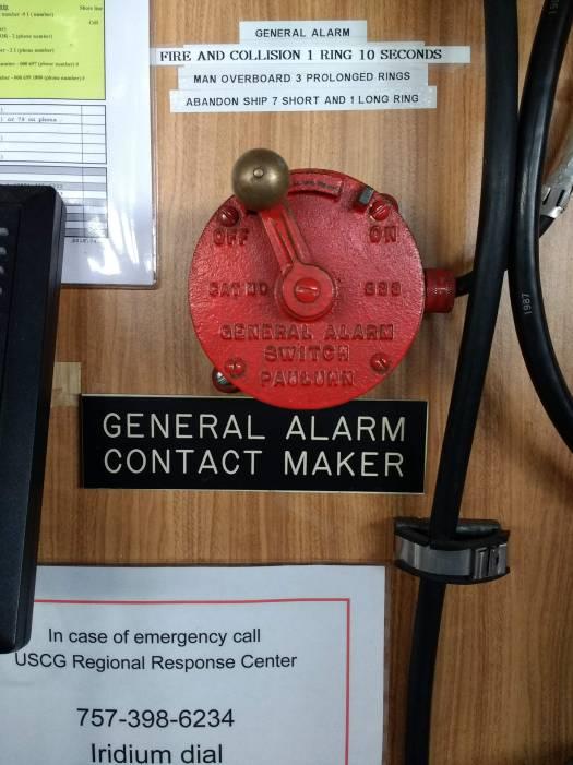 General Alarm