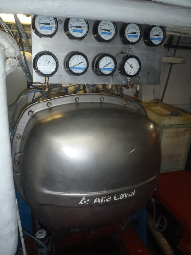 Two Stage Evaporator