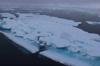 Ridge Ice