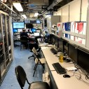 A look at the entire acoustics lab