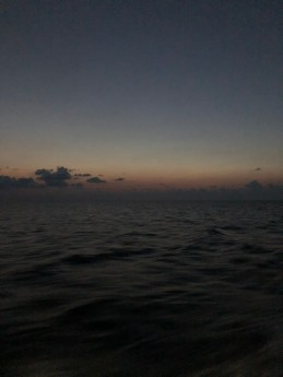 Dawn on the Gulf of Mexico