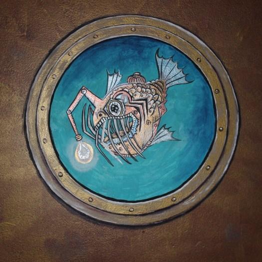 Lanternfish Art