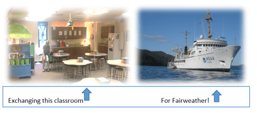 Classroom for Fairweather