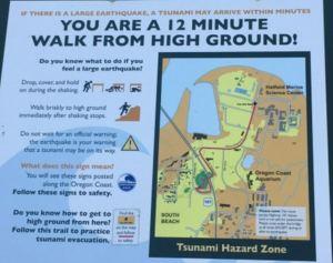 tsunami warning info