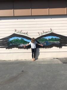 Kodiak Island mural