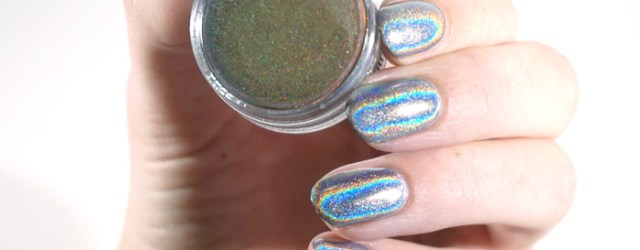 swatch of dance legend mirage pigment