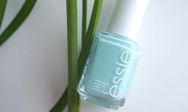 bottle of essie blossom dandy released in spring 2015