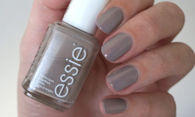 The magician over Essie Master Plan