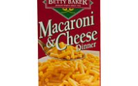Grocery Outlet Macaroni & Cheese Dinner